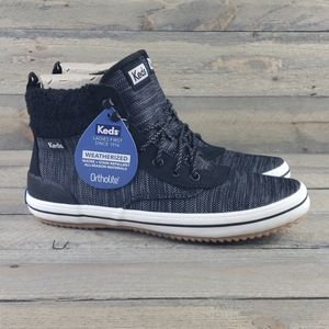 Keds Women's Scout Waterproof Ortholite Boots NEW